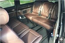 7-Sitzer Luxusvan mieten