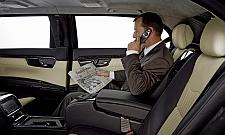 Fahrdienst mit Chauffeur mieten