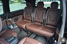 6 Sitzer VIP Van mieten