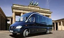 vip kleinbus luxus minibus vip sprinter mieten in berlin potsdam. Black Bedroom Furniture Sets. Home Design Ideas