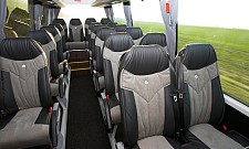 vip minibus luxus sprinter luxus kleinbus mieten in. Black Bedroom Furniture Sets. Home Design Ideas