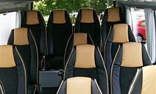 luxus minibus vip sprinter vip kleinbus mieten in. Black Bedroom Furniture Sets. Home Design Ideas