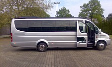 luxus sprinter luxus kleinbus vip minibus mieten in k ln. Black Bedroom Furniture Sets. Home Design Ideas