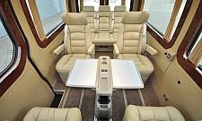 vip sprinter vip kleinbus luxus minibus mieten in m nchen bayern. Black Bedroom Furniture Sets. Home Design Ideas