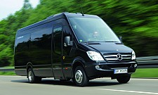 mercedes kleinbus mercedes minibus mercedes sprinter. Black Bedroom Furniture Sets. Home Design Ideas