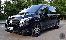 vip van service mit chauffeur luxus minivans in muenchen frankfurt duesseldorf hamburg. Black Bedroom Furniture Sets. Home Design Ideas