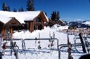 Skihütte in Serfaus