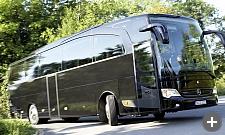 Luxus Bus mieten Düsseldorf