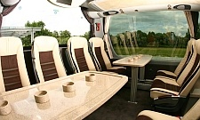 vipbus luxusbus vipliner konferenzbus mieten in. Black Bedroom Furniture Sets. Home Design Ideas
