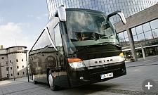 VIP Bus mieten Frankfurt